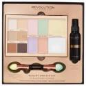 MAKEUP REVOLUTION ZESTAW SCULPT&FIX KIT