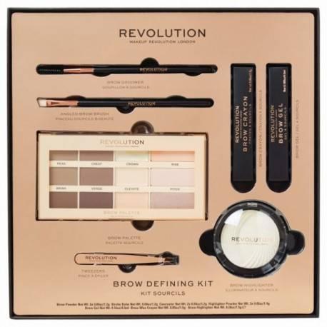REVOLUTION ZESTAW BROW DEFINING