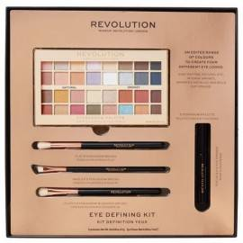 MAKEUP REVOLUTION ZESTAW EYE DEFINING KIT