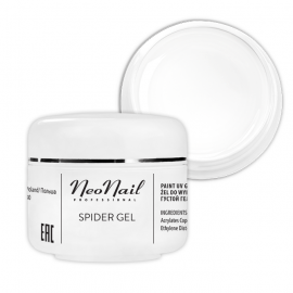 NEONAIL SPIDER GEL WHITE 5G