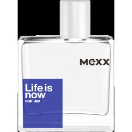 MEXX LIFE IS NOW WODA TOALETOWA  MEN 75ML
