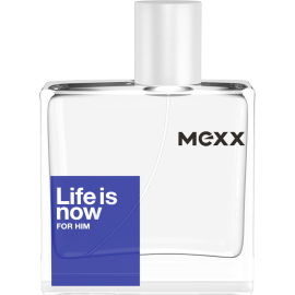 MEXX  LIFE IS NOW WODA TOALETOWA MEN 50ML