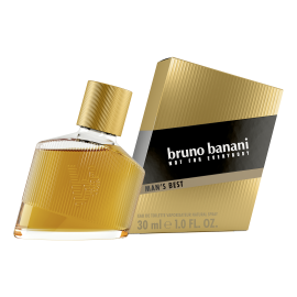 BRUNO BANANI MAN'S BEST WODA TOALETOWA MEN 30ML