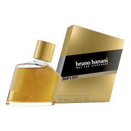 BRUNO BANANI MAN'S BEST WODA TOALETOWA MEN 50ML