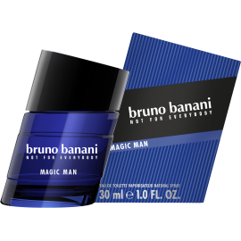 BRUNO BANANI MAGIC MAN WODA TOALETOWA 30ML