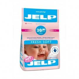 JELP HIPOALERGICZNY PROSZEK DO PRANIA FRESH SOFT 1,6 KG