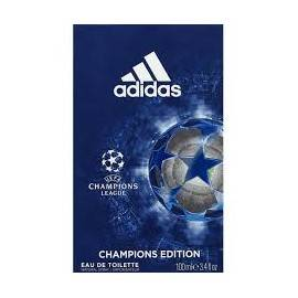 ADIDAS UEFA CHAMPIONS LEAGUE IV WODA TOALETOWA DLA MĘŻCZYZN 100Ml