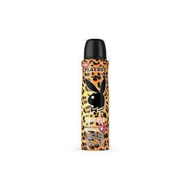 PLAYBOY DEZODORANT PLAY IT WILD FEMALE 150ML
