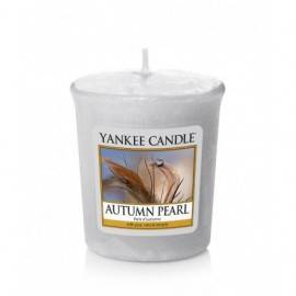 YANKEE CANDLE VOTIVE AUTUMN PEARL 49G