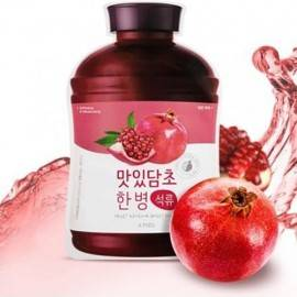 A'PIEU MAS/TW FRUIT VINEGAR POMEGRANATE