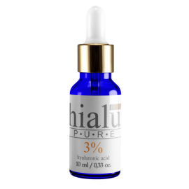 NATUR PLANET HIALU-PURE SERUM 3% 10ML
