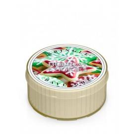 KRINGLE CANDLE ŚWIECA  HOLIDAY COOKIES 35G