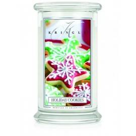 KRINGLE CANDLE ŚWIECA HOLIDAY COOKIES 623G