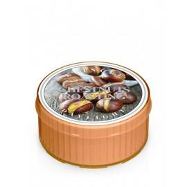 KRINGLE CANDLE ŚWIECA  CHESTNUTS ROASTING 35G