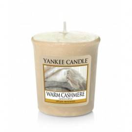 YANKEE CANDLE VOTIVE WARM CASHMERE 49G