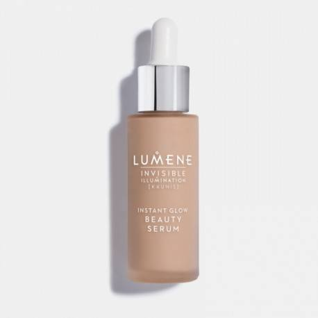 LUMENE INVISIBLE ILLUMINATION SERUM UNIVERSAL DARK 30ML