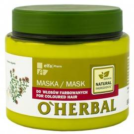 ELFA PHARM O'HERBAL MAS/WŁ 500ML MACIERZANKA