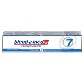BLEND-A-MED COMPLETE PROTECT 7 CRYSTAL WHITE PASTA DO ZĘBÓW 100ML