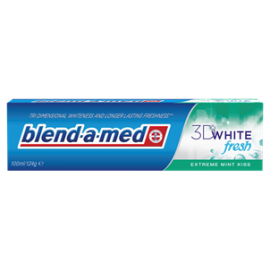 BLEND. 3D WHITE EXTREME MINT KISS 100ML