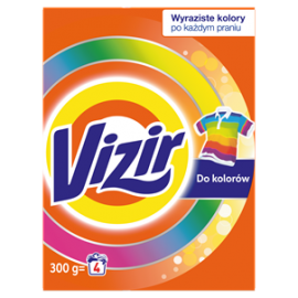 VIZIR COLOR PROSZEK DO PRANIA KOLOR 300G
