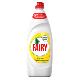 FAIRY PŁYN DO MYCIA NACZYŃ LEMON 650 ML