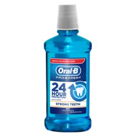 ORAL B.PRO-EXPERT PŁ.UST 500ML STRONG TEETH MINT