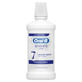 ORAL-B 3D WHITE LUXE PERFECTION PŁYN DO PŁUKANIA UST 500ML