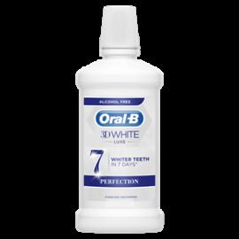 ORAL B.3D WHITE PŁ.UST 500ML WHITE LUX