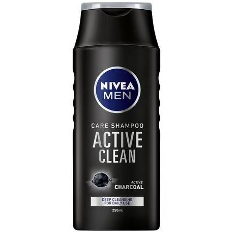 NIVEA SZ/WŁ 250 ACTIVE CLEAN