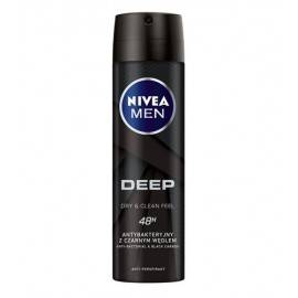 NIVEA ANTYPERSPIRANT DEEP MĘSKI SPRAY 150ML