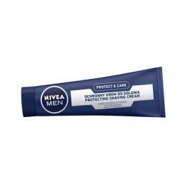 NIVEA NAWILŻAJĄCY KREM DO GOLENIA PROTECT & CARE 100ML