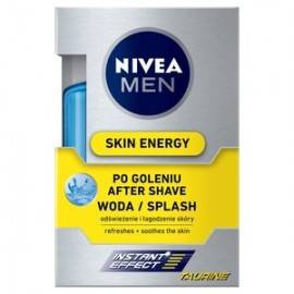 NIVEA MEN SKIN ENERGY WODA PO GOLENIU 100 ML