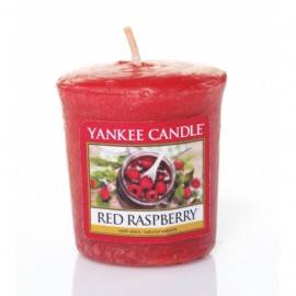 YANKEE CANDLE VOTIVE RED RASPBERRY 49G