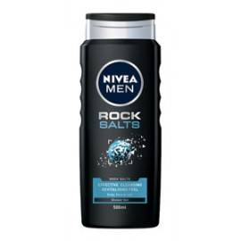 NIVEA MEN ŻEL POD PRYSZNIC ROCK SALTS 500ML