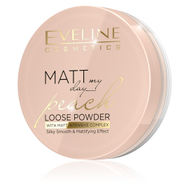 EVELINE PUDER SYPKI MATT MY DAY PEACH