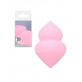TOOLS FOR BEAUTY GĄBKA DO MAKIJAŻU SPONGE PEG TOP LIGHT PINK