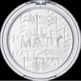 CATRICE PUDER MATUJĄCY ALL MATT PLUS 001