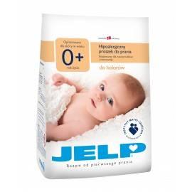 JELP 0+ HIPOALERGICZNY PROSZEK DO PRANIA DO KOLORÓW 1,12KG