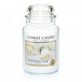 YANKEE CANDLE ŚWIECA  WEDDING DAY 623G