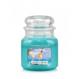 COUNTRY CANDLE ŚWIECA  COCONUT COLADA 453G
