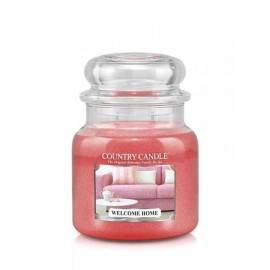COUNTRY CANDLE ŚWIECA  WELCOME HOME 453G