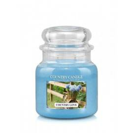 COUNTRY CANDLE ŚWIECA  COUNTRY LOVE  453G