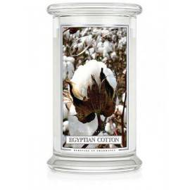 KRINGLE CANDLE ŚWIECA  EGYPTIAN COTTON 623G