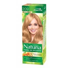 JOANNA NATURIA COLOR FARBA 209 BEŻOWY BLOND