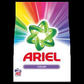 ARIEL COLOR & STYLE PROSZEK DO PRANIA 3000G 40 PRAŃ