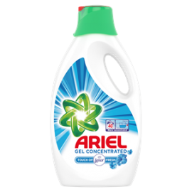 ARIEL TOUCH OF LENOR FRESH PŁYN DO PRANIA 2,2L 40 PRAŃ