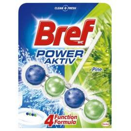 BREF POWER ACTIV ZAWIESZKA DO WC 50G PINE