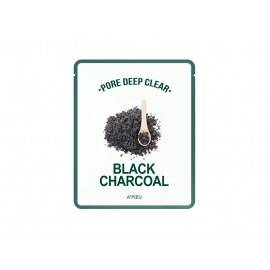 A'PIEU MAS/TW PORE DEEP CLEAR BLACK CHARCOAL