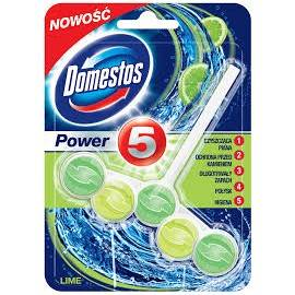DOMESTOS WC KOSZ 55G POWER 5 LIME
