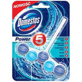 DOMESTOS WC KOSZ 55G POWER 5 CHLORINE